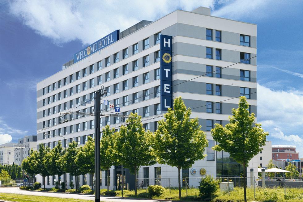 Welcome Hotel Frankfurt - Frankfurt